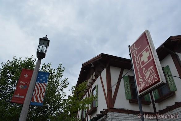"New Glarus, ""Little Switzerland of America"""