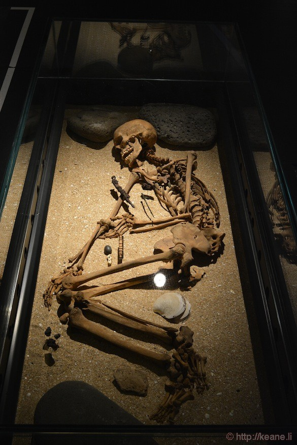 Human Remains at the National Museum of Iceland