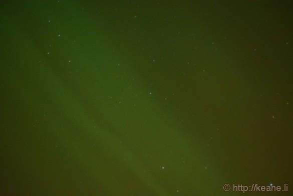 Aurora Borealis Northern Lights in Iceland