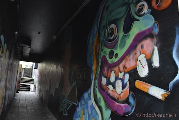 Reykjavík, Iceland - Street Art