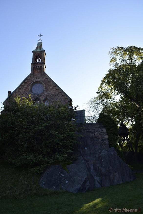 Historic Church in Gothenburg