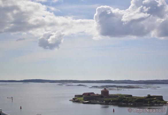 Island off Coast of Gothenburg