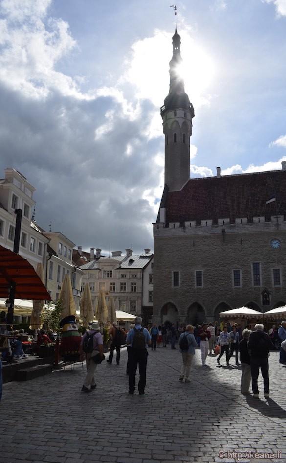 Tallinn Historic Center Market