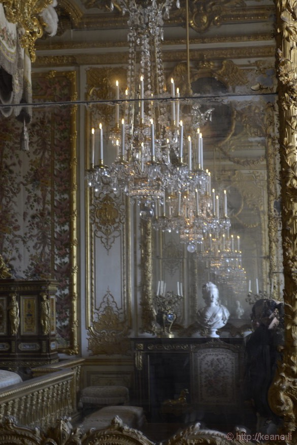 Palace of Versailles - Bust of Marie Antoinette