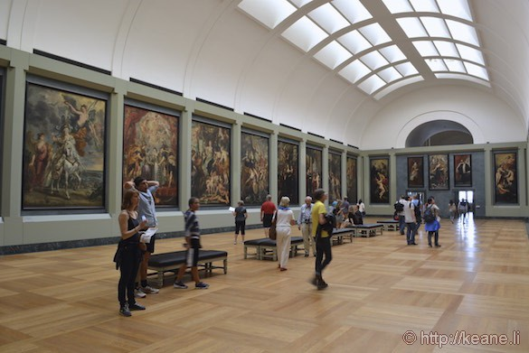 Louvre Museum - Gallery