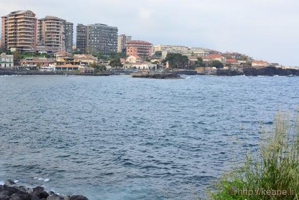 Catania's Lido la Battigia