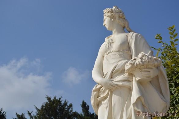 Versailles Gardens - Sculpture