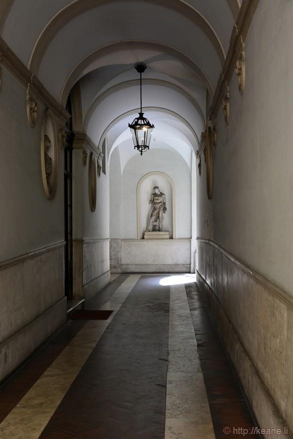 Entryway in Rome