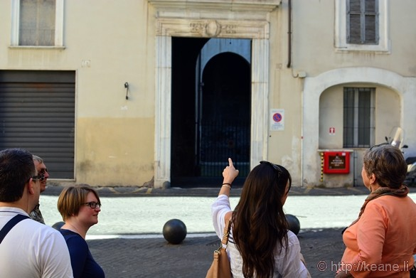 Exploring the Jewish Ghetto with Walks of Italy