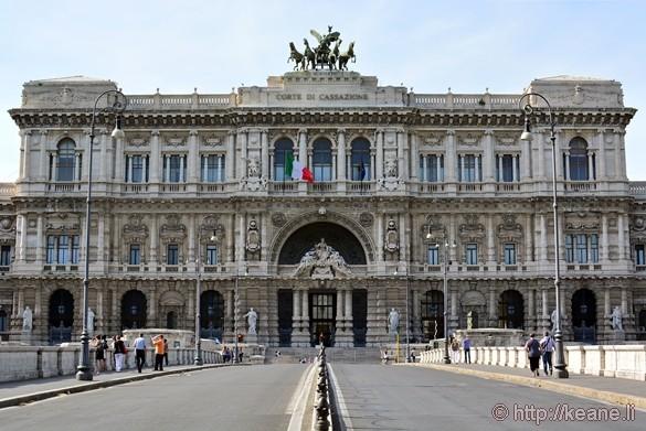 Corte di Cassazione in Rome