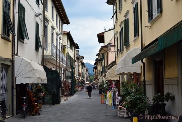 Camaiore - Via Vittorio Emanuele