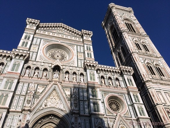 Duomo di Firenze and the Campanile