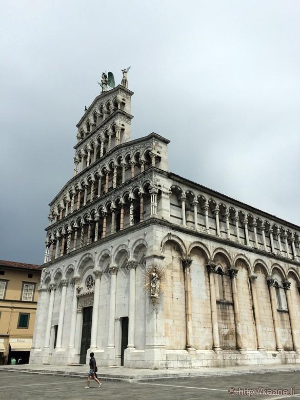 Lucca - Chiesa di San Michele in Foro