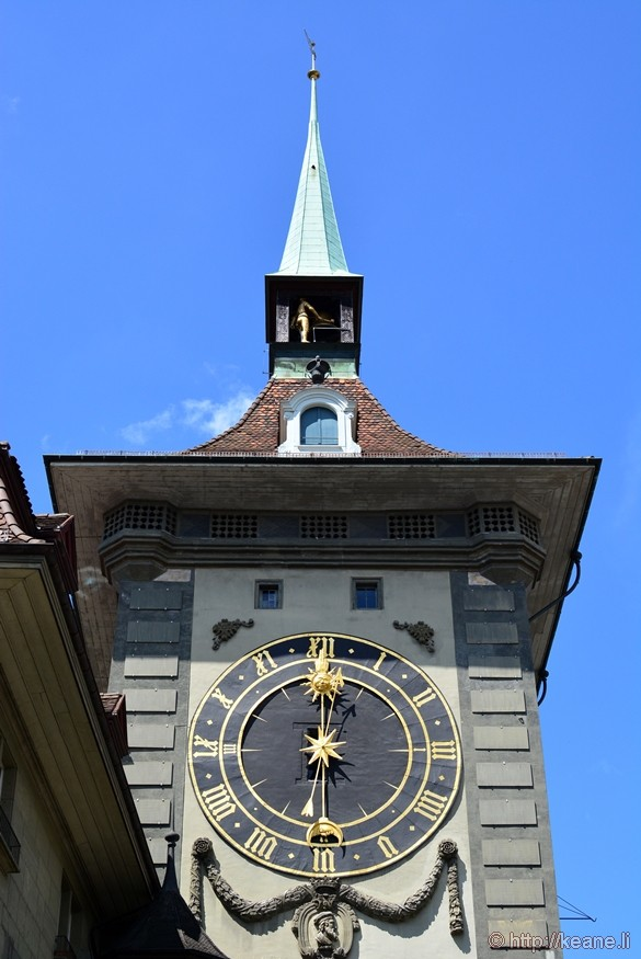 Bern's Clock Tower (Zytglogge)