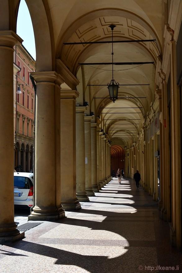 Bologna Portici