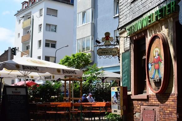 Struwwelpeter Pub in Frankfurt