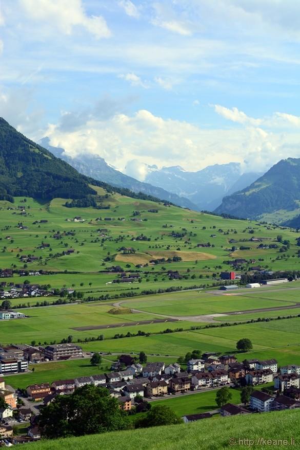 View from Ennetbürgen