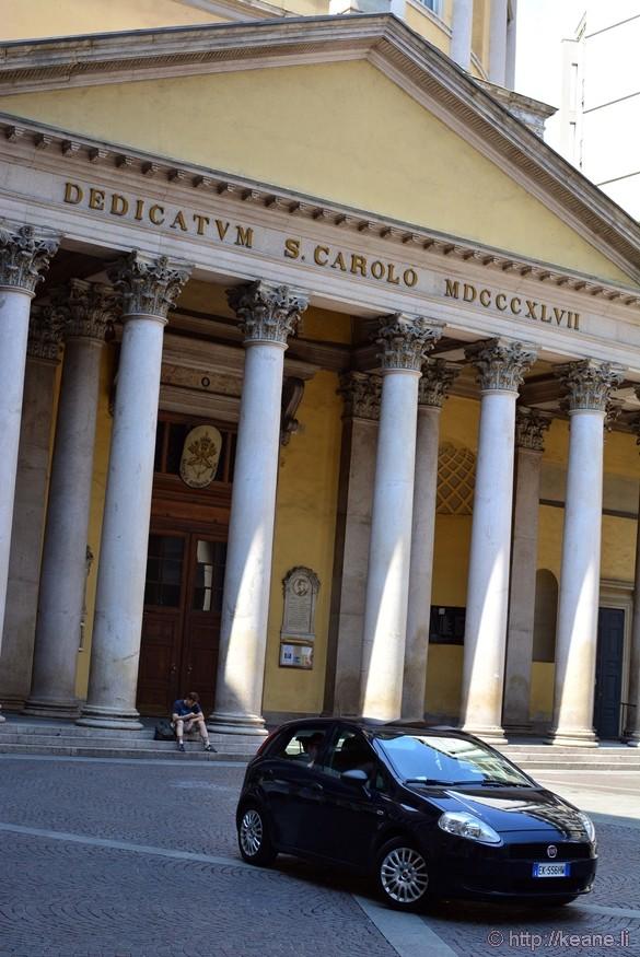 San Carlo al Corso in Milan