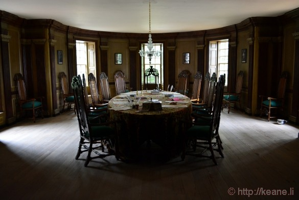 Colonial Williamsburg - Meeting Room