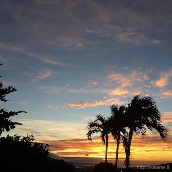 Oahu - Sunset