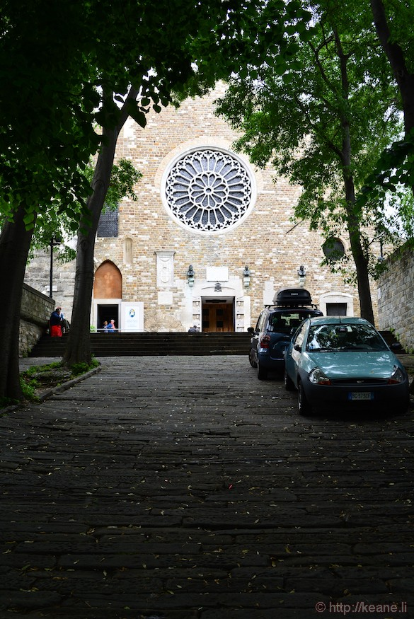 Cattedrale di San Giusto Martire