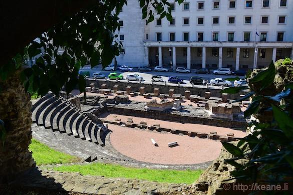 Teatro Romano in Trieste