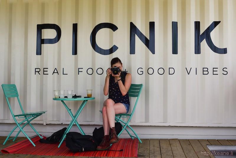 Picnik Coffee in Austin