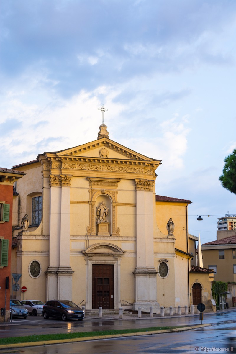 Chiesa degli Scalzi in Verona