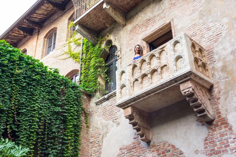 Casa di Giulietta (Juliet's House) in Verona