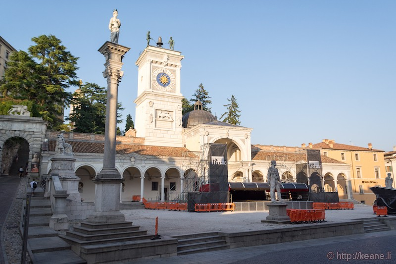 Torre dell'Orologio in Udine