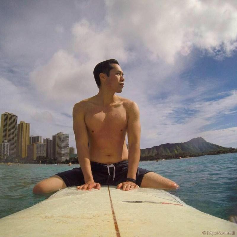 Keane Travels Hawaii