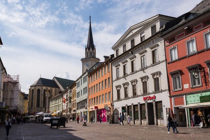 Villach Hauptplatz (Main Square)