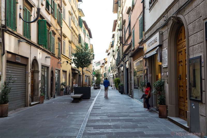 Shopping Streets of Empoli