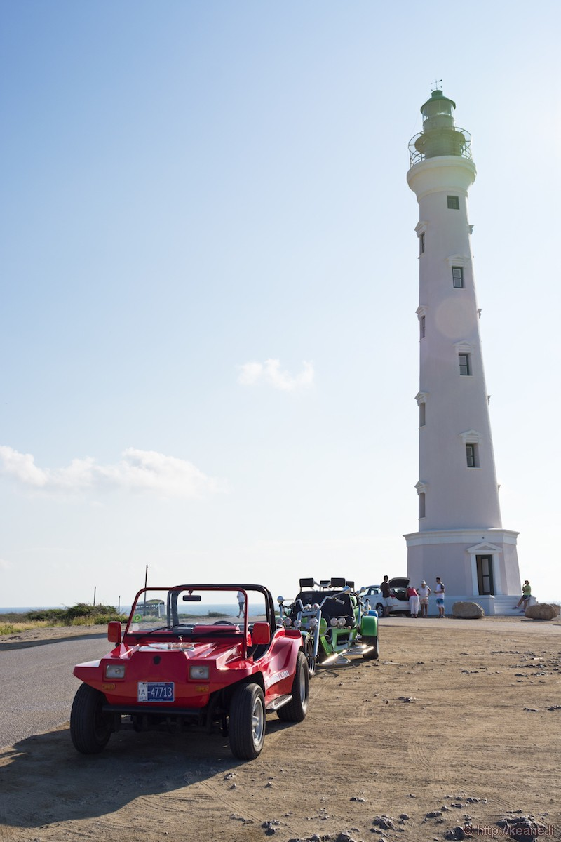 California Lighthouse on Aruba