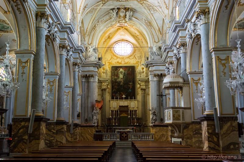 Basilica di San Sebastiano (San Sebastian Church) in Palazzolo Acreide