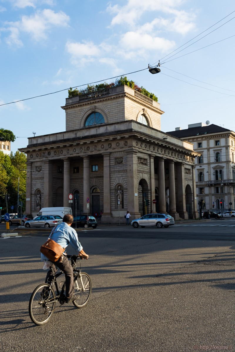 Porta Venezia in Milan