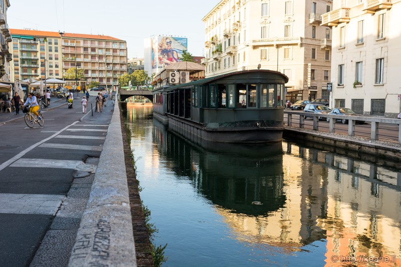 Navigli District