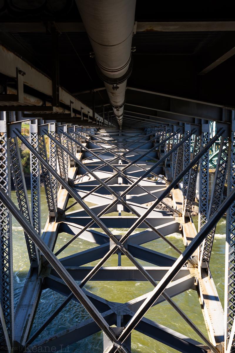 Bridge Over the St. John River in Saint John
