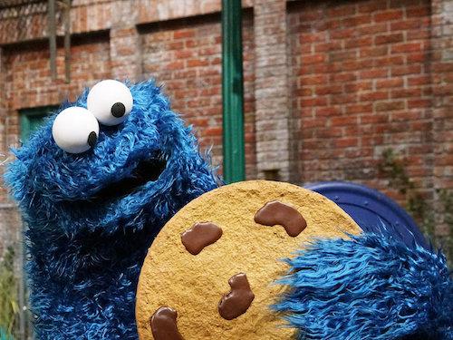 Mmm... cookie