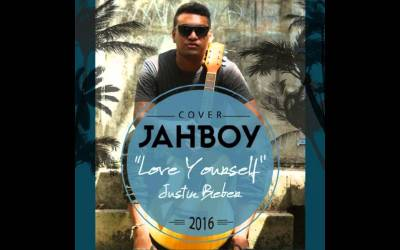 "JAHBOY – ""Love Yourself"" Justin Bieber (Solomon Islands Reggae Remix Cover)"