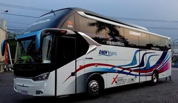 DMH Trans Solusi Sewa Bus Pariwisata di Bandung