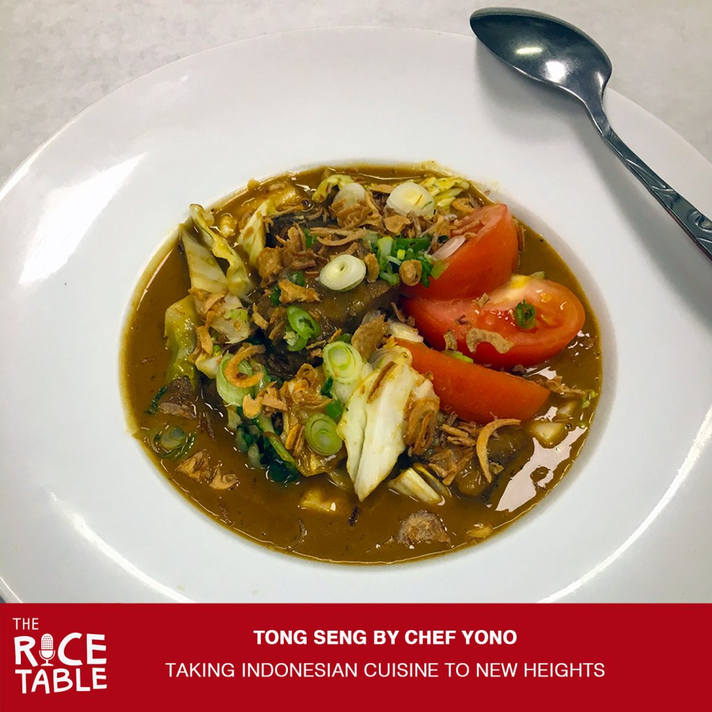 Delicious Tong Seng Recipe by Chef Yono