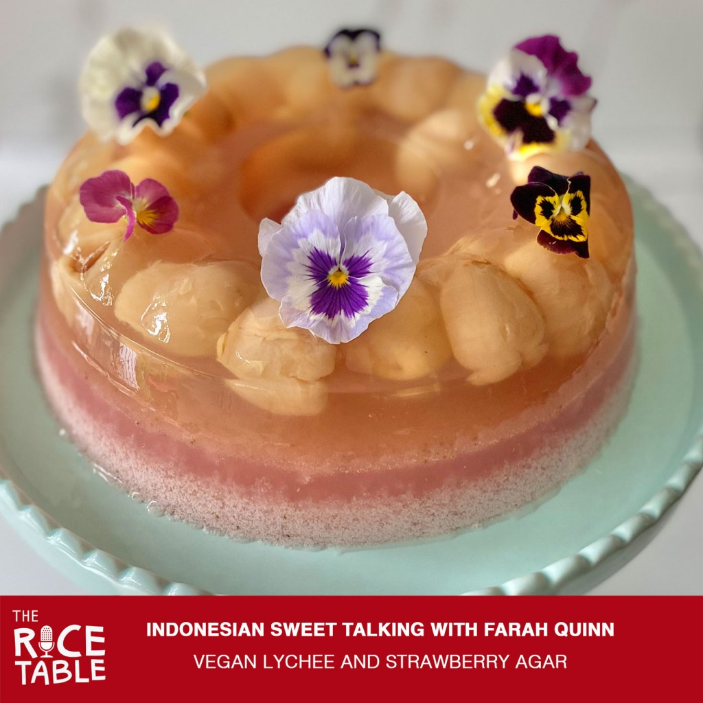 Conversation with Farah Quinn Podcast The Rice Table