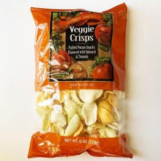 Veggie Crisps - Krupuk - Trader Joe's - Indonesian cooking with Keasberry