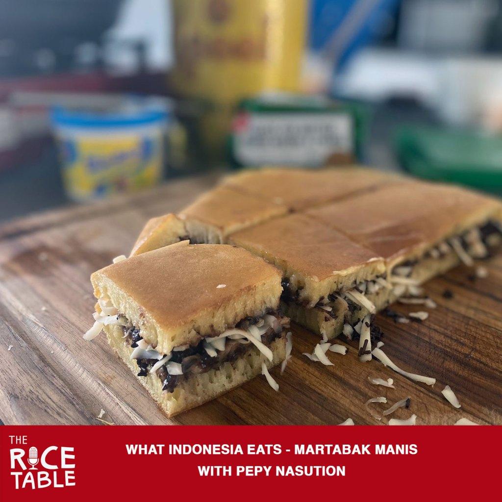 Martabak Manis Indonesia Eats