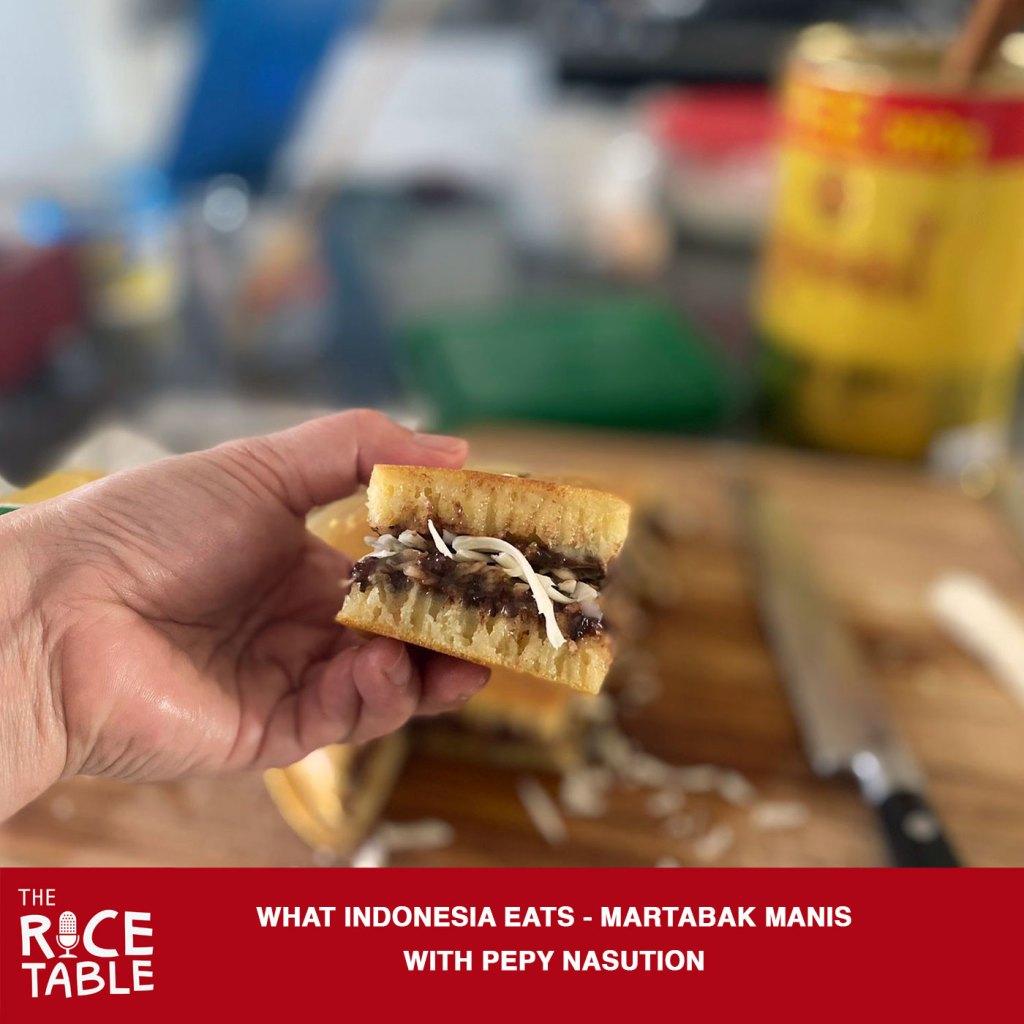 Martabak Manis by Pepy Nasution