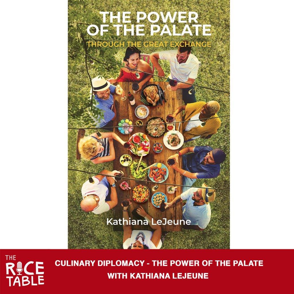 Kathiana LeJeune author of The Power of the Palate