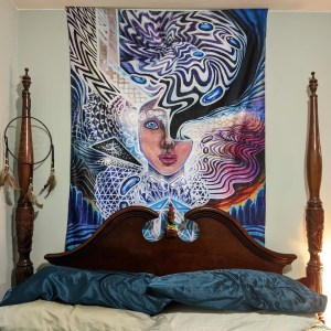 Minds Eye Tapestry