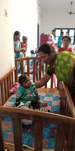October 2019 India orphanage photo