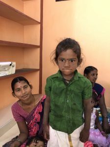 March 2020 India orphanage photo